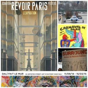 Une - Paris Hiver 2015 - Expressions d'Enfants