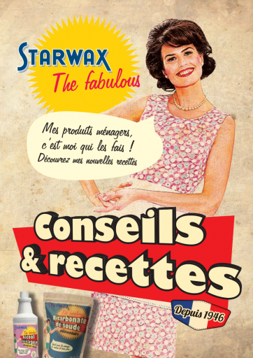 starwax the fabulous mes astuces maison expressions d