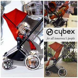 Cybex Priam, la poussette de luxe