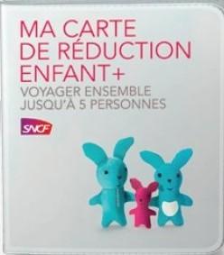 Carte Enfants SNCF - Expressions d'Enfants