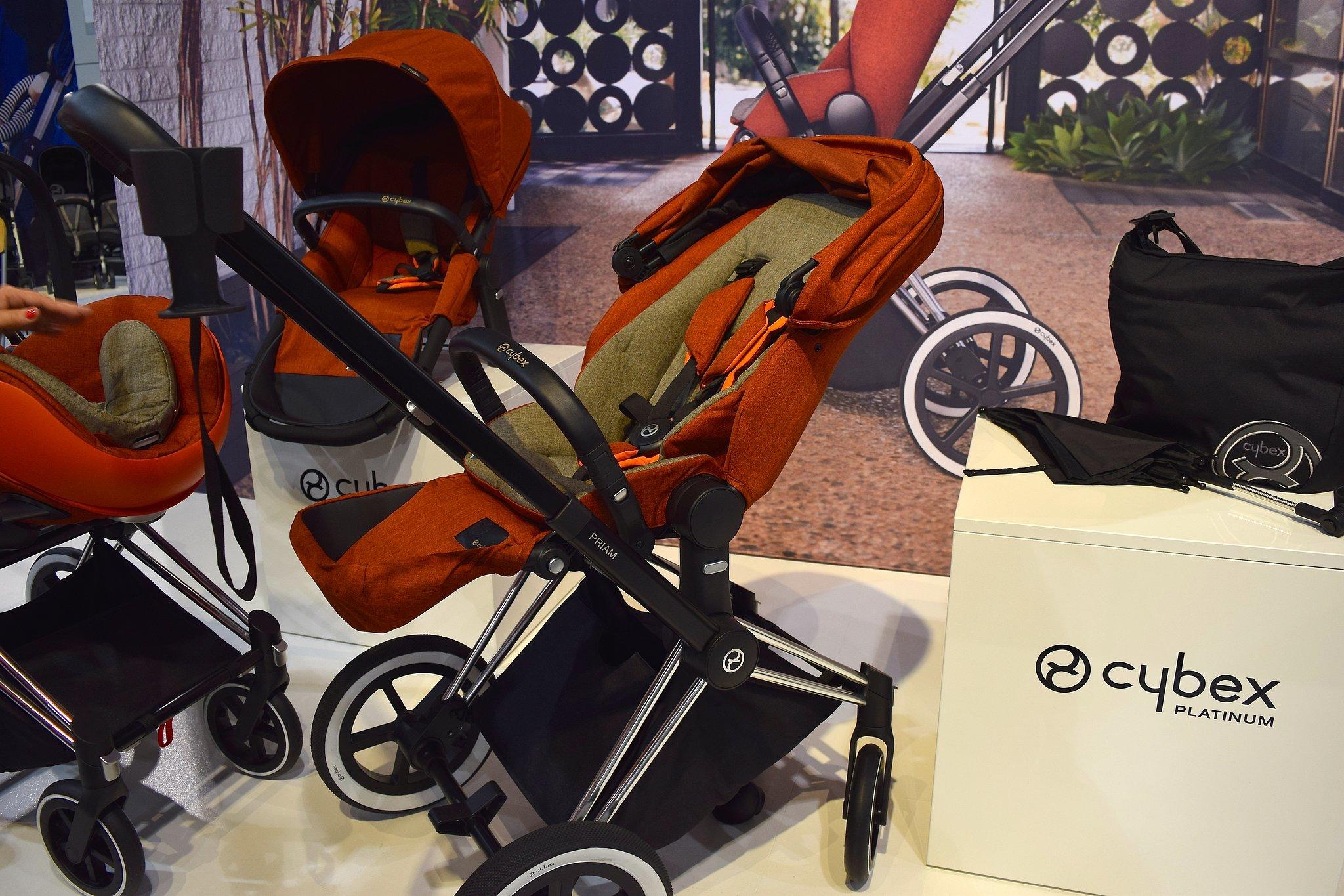 cybex priam la poussette de luxe expressions d 39 enfants. Black Bedroom Furniture Sets. Home Design Ideas