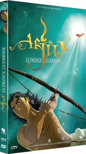 DVD_Arjun prince guerrier_Expressionsdenfants