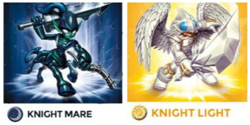 Trap Masters - Expressions d Enfants - Knight Mare Light
