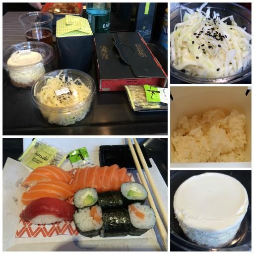 Côté Sushi_Famille_Menu Lunch_Sushi_Expressionsdenfants