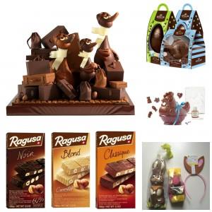 Pâques : le plein de chocolat