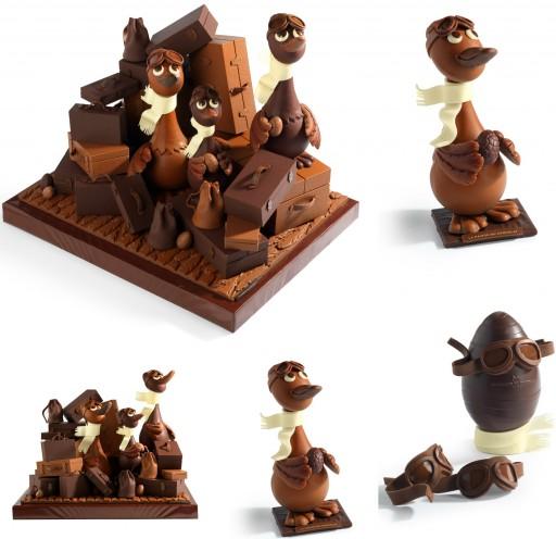 La Maison du Chocolat_Chocolats_Pâques_Expressionsdenfants