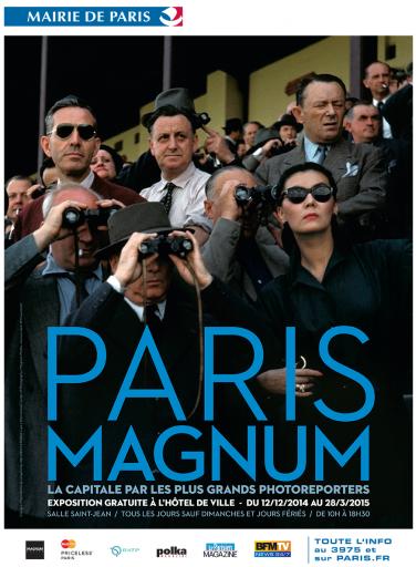 Paris Magnum - Paris pâques 2015 - Expressoins d'Enfants