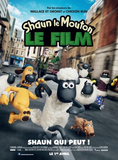 Shaun le Mouton_Le Film_Affiche_Expressionsdenfants