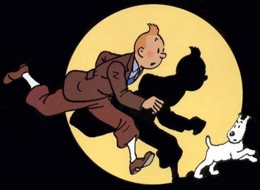 Tintin - Paris pâques 2015 - Musée en Herbe