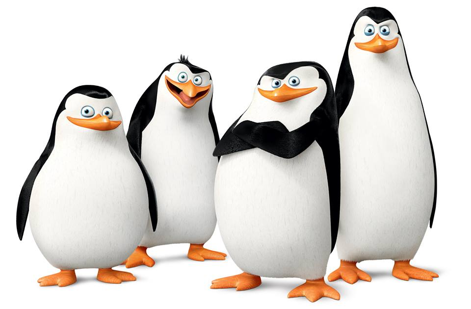 penguins of madagascar 2014 wallpaper