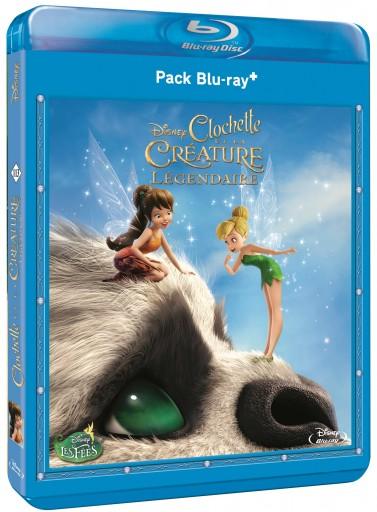 La Fée Clochette et la Créature Légendaire_DVD_Concours_Disney_Expressionsdenfants