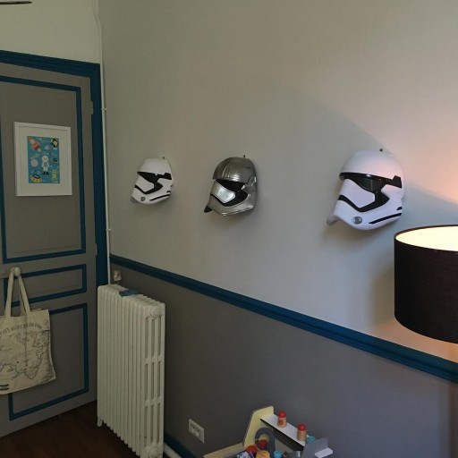 La chambre Star Wars parisienneavincennes