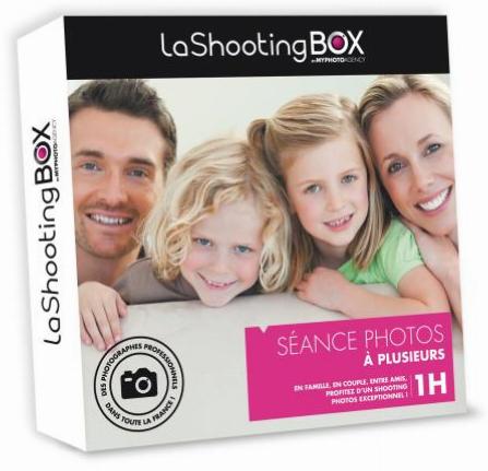 Coffret cadeau LaShootingBOX-Séance photos A Plusieurs_Fête des mères_Expressionsdenfants