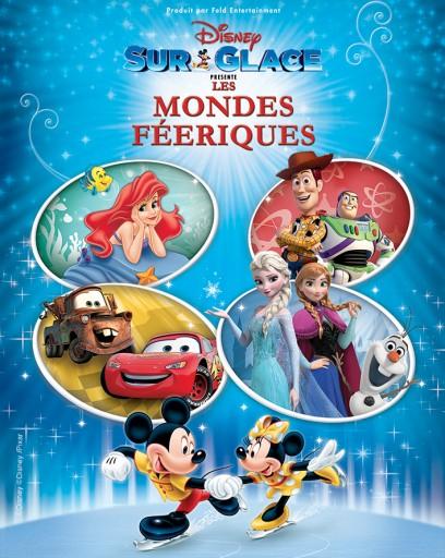 Disney sur Glace_Les mondes féériques_Expressionsdenfants
