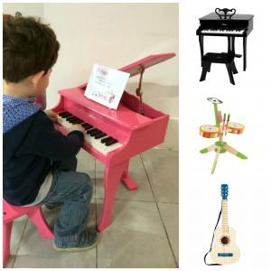 Hape Toys fête la musique