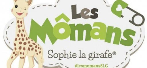 Les mômans Sophie la Girafe_atelier_Expressionsdenfants