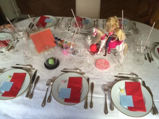 Recevoir et Surprendre_Rose Fournier_Table de communion_Résultat_Expressionsdenfants
