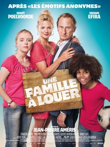 Affiche_Une famille à louer_Expressionsdenfants