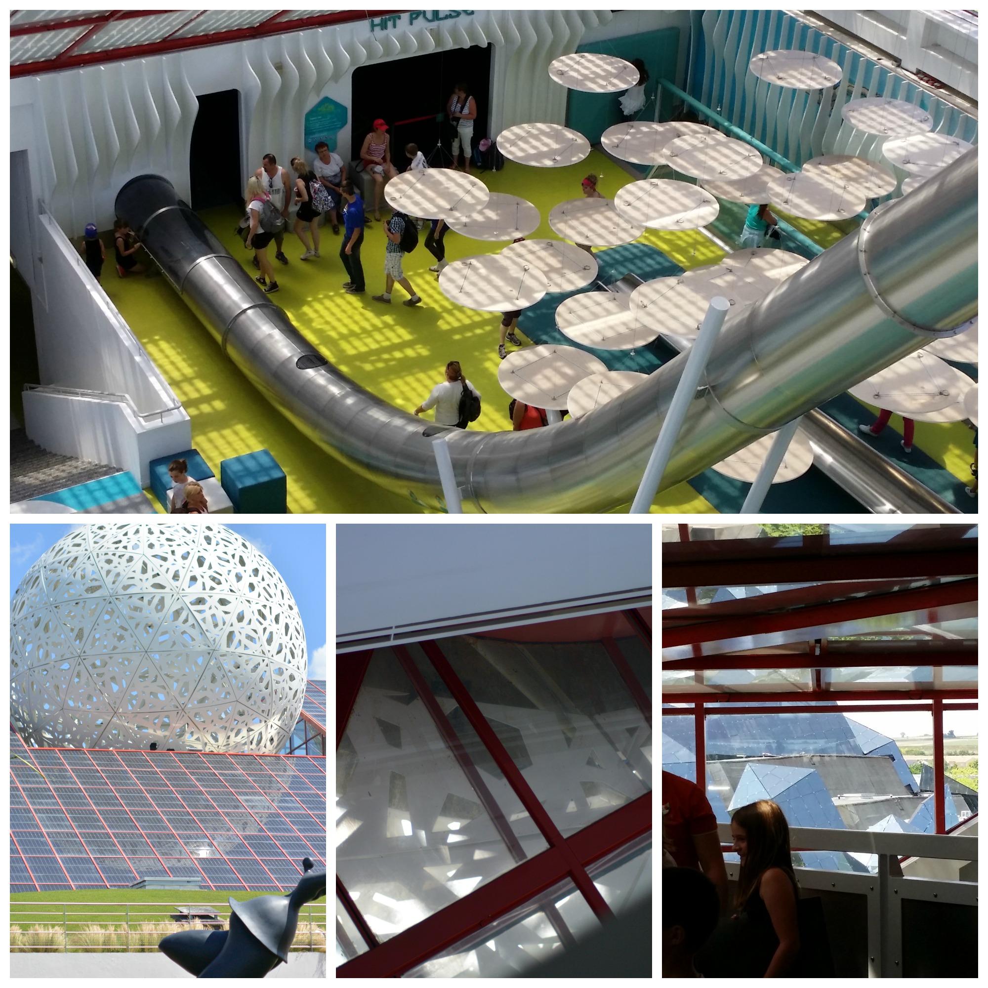 Futuroscope 2015 les nouveaut s pisode ii for Interieur u arena