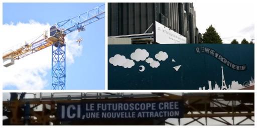 Futuroscope de nuit 2015 - Nouveautés 2017 - Expressions d'Enfants