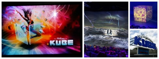 Futuroscope - Le KUBE - ExpressionsdEnfants