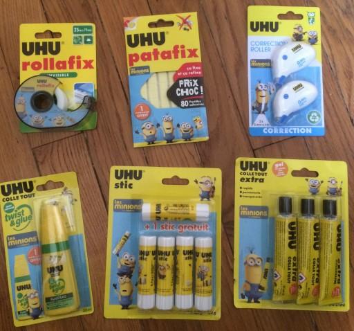 Concours UHU_Les Minions_Expressionsdenfants