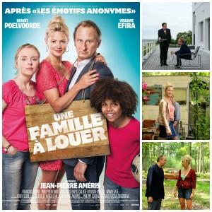 Une famille à louer, une comédie drôle et romantique