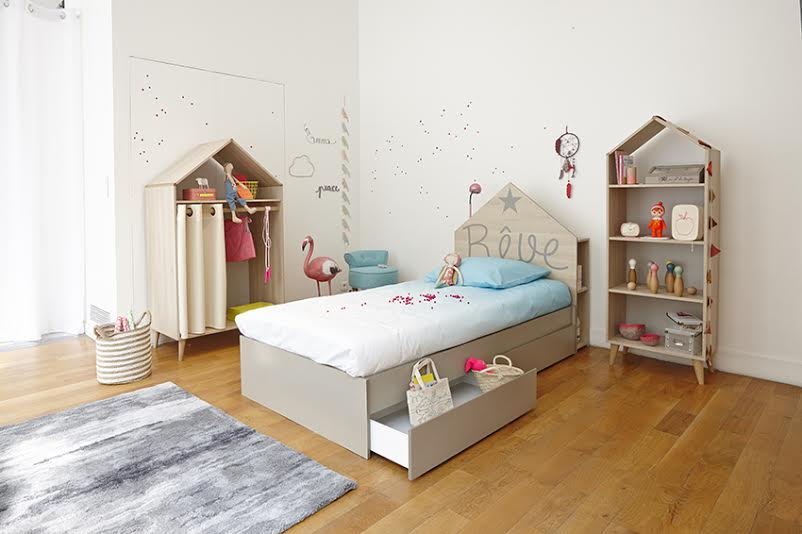 des id es de d co pour chambre d 39 enfant expressions d 39 enfants. Black Bedroom Furniture Sets. Home Design Ideas