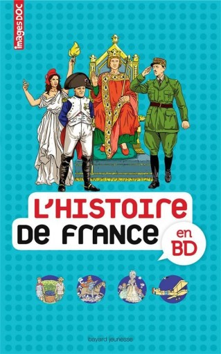Histoire de France en Bande dessinée_ Bayard__Expressionsdenfants