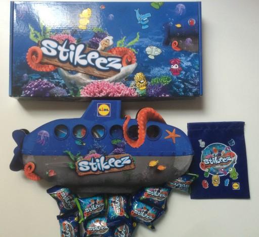 Stikeez_Collection Aquatique_Concours_Lidl_Expressionsdenfants