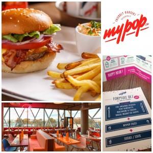 My Pop Cie Burgers, le burger premium