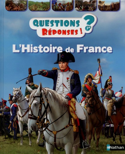 Questions Réponses_L'histoire de France_Nathan_Expressionsdenfants