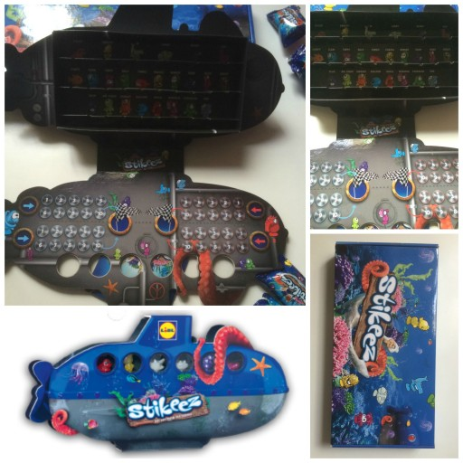 Stikeez_Collection Aquatique_Coffret sous-marin_Lidl_Expressionsdenfants