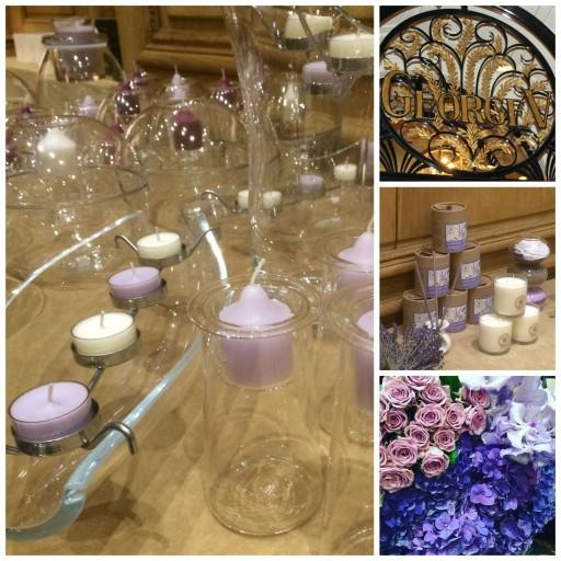 partylite mon atelier floral au george v expressions d. Black Bedroom Furniture Sets. Home Design Ideas