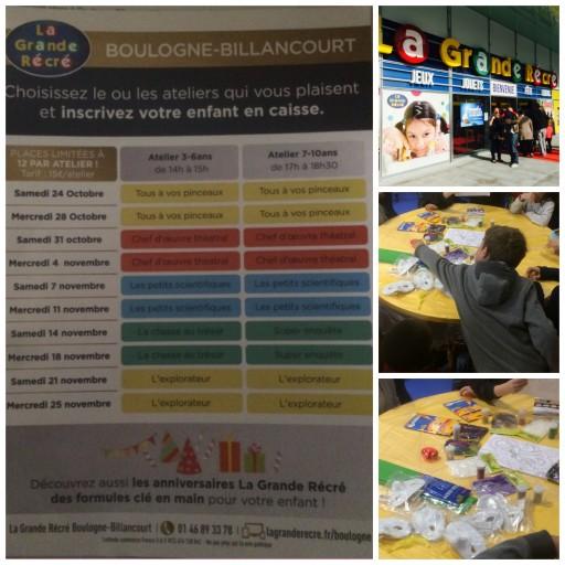 Ateliers pour enfants_Toussaint_La Grande Récré_Expressionsdenfants