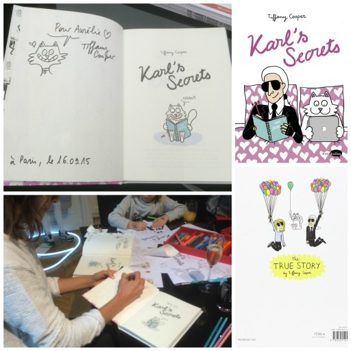 Karl Lagerfeld Kids_Présentation collection PE16_Tiffany Cooper-Karl's Secrets_Expressionsdenfants