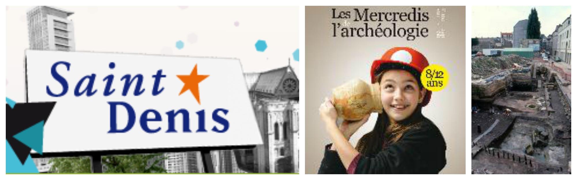 Paris automne 2015 - Les Mercredis de l'Archéologie - Expressions d'Enfants