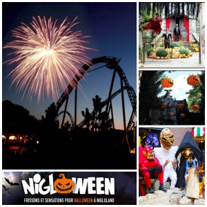 Nigloland fête Halloween