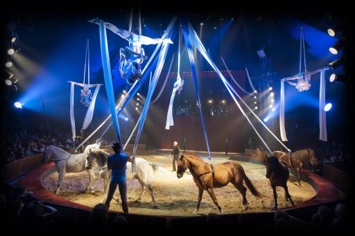 Pegase & Icare Cirque Alexis Gruss  Expressionsdenfants