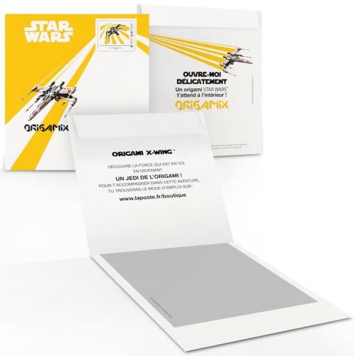 Origamix_Star Wars_La Poste_Expressionsdenfants
