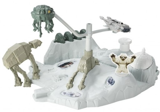 Station intergalactique Hot wheels_Star Wars_Expressionsdenfants