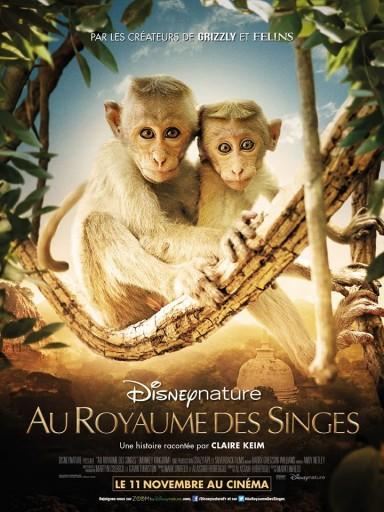 Au royaume des singes_Affiche_Expressionsdenfants
