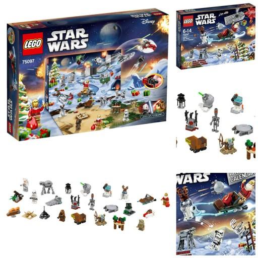 Calendrier de l'Avent_Lego_Star Wars_Expressionsdenfants