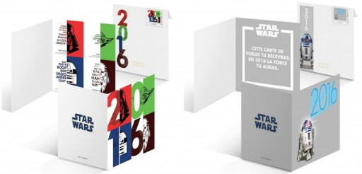 Cartes de voeux_Star Wars_La Poste_Expressionsdenfants