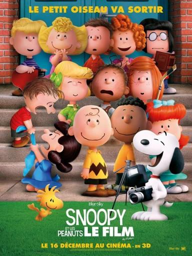 Snoopy et Peanuts_Affiche_Expressionsdenfants