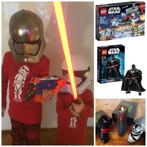 La sélection Star Wars des garçons
