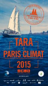 Paris automne 2015 - TARA - Quai de Seine - Expressions d'Enfants