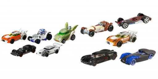 Voitures Hot Wheels_Star Wars_Expressionsdenfants