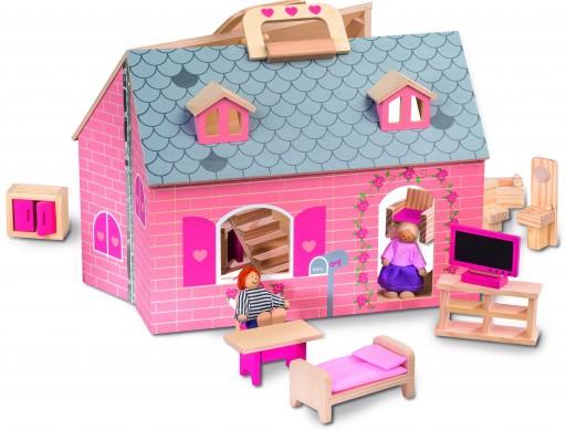 Jouets en bois_Maison de poupée_Lidl_Expressionsdenfants