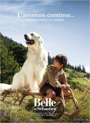 Affiche_Belle et Sébastien_Expressionsdenfants